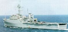 The USS Dubuque,took us to and from Okinawa and Korea.Great ship and crew.