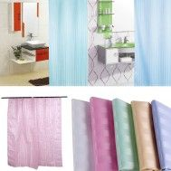 2015 Fashion Polyester Material Bathroom Shower Curtain Waterproof Thickening