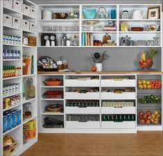4 Tips to Refresh and Reorganize Your Pantry #Organizing #Pantry