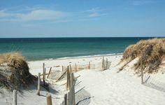 Mayflower Beach in Dennis