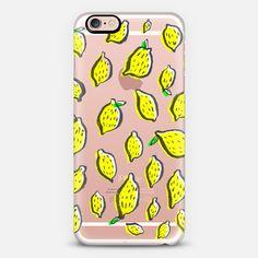 Limones transparente - Classic Snap