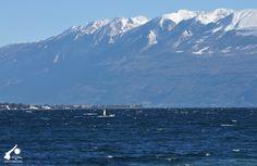 Punto panoramico Terrazza del Brivido a #Tremosine Lago di Garda ...