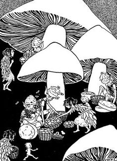 'Mopsa The Fairy' by Jean Ingelow - Dorothy Lathrop