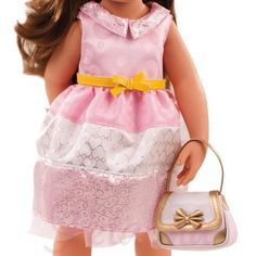 Gotz > Hannah > Gotz Hannah Happy Birthday Doll - Petalina