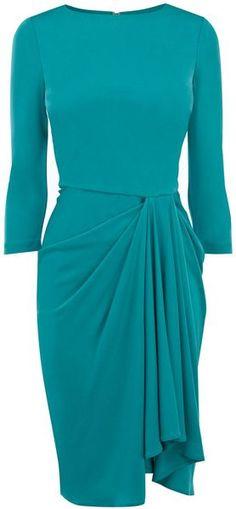Karen Millen ~ Jersey Dress