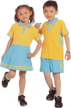 e303afd28 diseño uniforme uniformes escolares los niños al por mayor de la ...  Organización Escolar