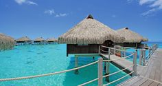 Hilton Moorea Lagoon Resort and Spa - Overwater Bungalows, exterior view