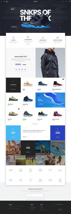 Agora is modern, bright and memorable #PSD template for multipurpose #eCommerce #website.