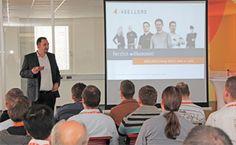 Beim 6. #4SELLERS Dialog mit rund 70 Kunden, standen interessante Vorträge und Workshops auf dem Programm.