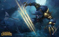 Warwick League of Legends HD Wallpaper Beast Werewolf - Minecraft, Pubg, Lol and League Of Legends Elo, League Of Legends Account, League Of Legends Characters, Warwick Lol, League Of Legends Personajes, Fantasy Online, Blood Hunter, Wolf Warriors, Theme Pictures