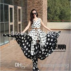 New 2014 Bohemia Mop the Floor Skirt Europe Street Style | Buy Wholesale On Line Direct from China