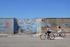 landarchs.com - Lace Art Used to Transform and Beautify Neglected Urban Spaces - Landscape Architects Network