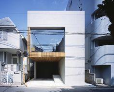 Casa Frame, Tokyo, Giappone - Apollo Architects