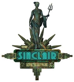 The Sinclair Deluxe - The BioShock Wiki - BioShock, BioShock 2, BioShock Infinite, news, guides, and more