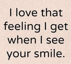 Quotes for Love QUOTATION – Image : As the quote says – Description From my everything ❤️ Her Smile Quotes, Love Quotes Crush, Romantic Quotes For Her, Romantic Love Quotes, Quotes About L… Her Smile Quotes, Love Quotes For Her, Romantic Love Quotes, New Quotes, Quotes To Live By, Inspirational Quotes, Funny Quotes, Beautiful Smile Quotes, Romantic Things