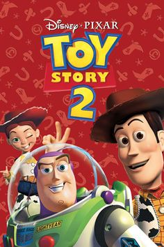 "MOVIE - Toy Story 2 ""1999"" (Genre: Comedy/Adventure) Starring: Tom Hanks as Woody, Tim Allen as Buzz, Don Rickles as Mr. Potato Head, Estelle Harris as Mrs. Potato, Jim Varney as Slinky Dog, Wallace Shawn Rex, John Ratzenberger as Hamm, Annie Potts as Bo Peep, John Morris as Andy, Joan Cusack as Jesse, Kelsey Grammer as Stinky Pete & Wayne Knight as Al. Plot: When Woody is stolen by a Al the toy collecter, Buzz & friends are off to rescue him, but Woody finds the idea of immortality in a…"