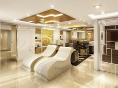 The Regent Suite will have its own private spa complex -- a cruise ship first.
