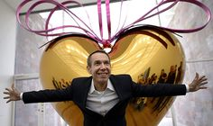 """Art Isn't Something That's External"": Jeff Koons on His Whitney Retrospective, the High Line Train, and Emptiness"