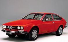Alfa Romeo Alfetta GTV (1976-1980)