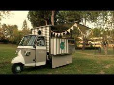 ▶ La Bruna - La prima tigelleria in versione food truck