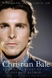 Christian Bale: The Inside Story of the Darkest Batman -   by Harrison Cheung -  2013 TAA Book Award Winner - Biography -   The inside story about Christian Bale, actor of many films, including Batman -   Sample Chapter Link: http://www.txauthors.com/Books/Christian%20Bale.htm