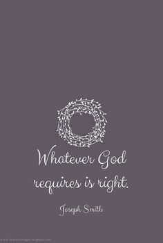 Inspirational and spiritual Joseph Smith Quotes (2)