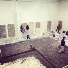 #showroom #palosco #stone #architecture #wall #brescia #bergamo #appiaanticasrl #pavimenti #urbandesign #floor #natural #pebbles #madeinitaly #granito #porfido