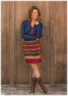 a45ac41e36 Bob Timberlake Keswick Blanket Skirt for Ladies