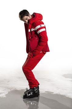www.fusalp.com #fusalp #fusalpFW1516 #men #oppdal #skiwear #performance Ski Fashion, Mens Fashion, Mode Au Ski, Mens Ski Wear, Skiing, What To Wear, Sportswear, Winter Jackets, Lifestyle