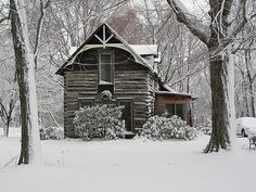 old home on the Blue Ridge Parkway