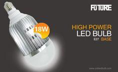 LED Bulb High Power 18W E27  http://www.cobledbulb.com/products_detail/&productId=274aba4e-1480-41d1-8ee2-fbdc6f260da9&comp_stats=comp-FrontProducts_list01-1364372266458.html