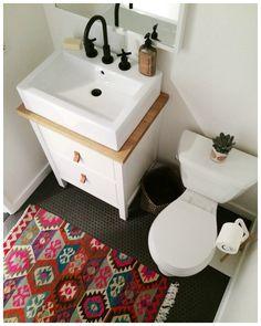 3 Antes y después low-cost de un cuarto de baño