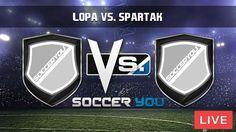 LoPa vs. Spartak Live Stream  http://sh1.socceryou.com/streaming-1389-174410/