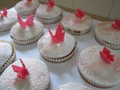 cup cakes voor huwelijk