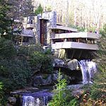 Fallingwater - Frank Lloyd Wright - Great Buildings Architecture