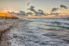 sunset from Kremasti by Ilias Anthitsas on 500px