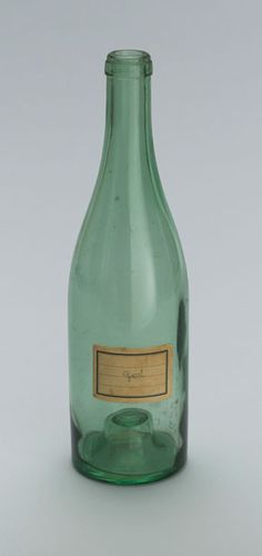 """juju-be-art: Ben Vautier, God, Glass bottle with label inscribed """"God"""" in pencil, 11 x 3 in. The Gilbert and Lila Silverman Fluxus Collection Gift. The Museum of Modern Art, New York Print Fonts, Typography Fonts, Fluxus Art, Ocean Themes, Vintage Tags, Mural Painting, Another World, Museum Of Modern Art, Digital Image"""