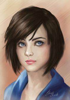 Elizabeth   Artist: fevare