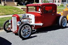 '32 Ford Hot Rod