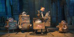New Trailer for Laika's 'THE BOXTROLLS' Released Online!
