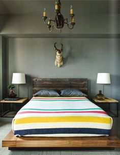 Traditional Prints in Modern Rooms - Idea for the new house