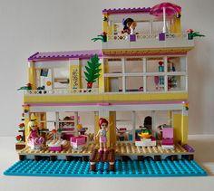 Modified Friends Beach House.
