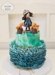 Gorjuss cake by Ceca79