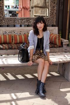 Rachel Nguyen of That's Chic covers our Wantering Blog: http://blog.wantering.com/post/44856587774/trendsetter-rachel-nguyen