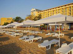 Confort, soare si mare la Nisipurile de Aur! Cu doar 25 lei poti beneficia de pretul redus de 325 Euro/persoana pentru un sejur de 5 nopti cazare in regim All Inclusive la Hotel Sentido Golden Park 4*! - Dream Deals