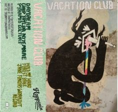 EP Review: Vacation Club 'Self-titled'