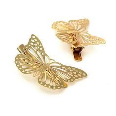 Butterfly hair pin – Pink Hippo Store