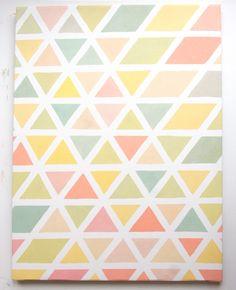 Hello la compagnie ! J'ai un châssis magnétique vierge au mur (sur lequel trônent fièrement 2 post-it) et j'ai eu envie d'égayer un peu tout ça ! Voici la palette de couleur qui me faisait envie, je suis partie d'une couleur chair à laquelle j'ai ajouté des pointes de rouge, vert, bleu, jaune…ce qui leur donne une teinte un peu vieillie. …
