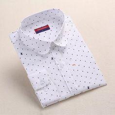 Blouses & Shirts Getsring Women Blouses Summer Tops Cotton White Shirt 2018 Spring Temperament Short Sleeve Gauze Spliced Womens Blouse Black Xl
