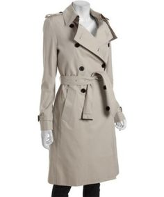 #trench #burberry